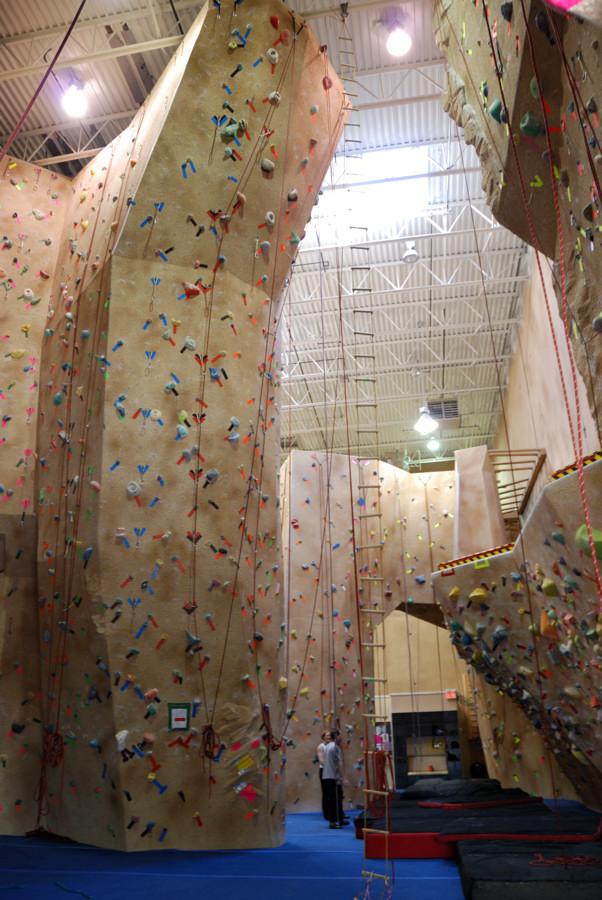 Climbing Walls Stone Craft